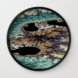 Disbelieving Incisor 5 Wall Clock