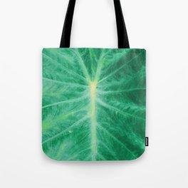 Colocasia Esculenta Tote Bag