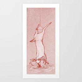 Memories form memory Art Print