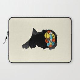 Sherlock Phrenology Laptop Sleeve