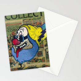 Doc Tongue Stationery Cards