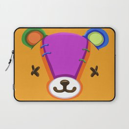Animal Crossing Stitches the Cub Laptop Sleeve