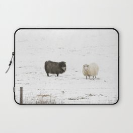 Icelandic Sheep III Laptop Sleeve