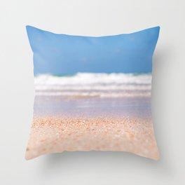 Maccassans Throw Pillow