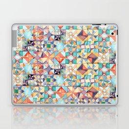 watercolour quilt Laptop & iPad Skin