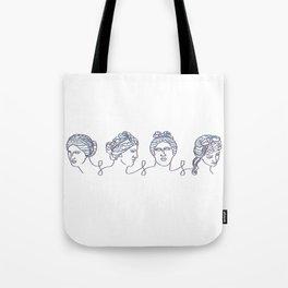 Aphrodite Chain Tote Bag