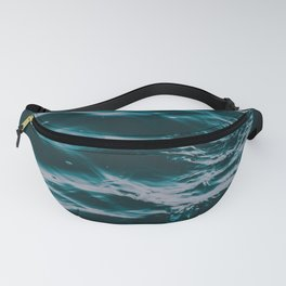 water waves Fanny Pack