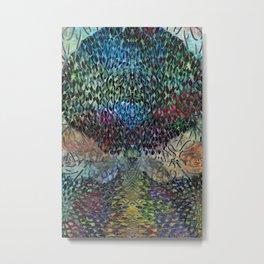 Tree of Life 2 - The Sacred Tree  Metal Print