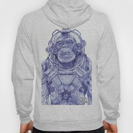 Space Monkey Hoody