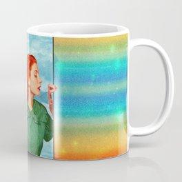 Touch the rainbow Coffee Mug