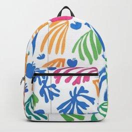 Leaf Cutouts by Henri Matisse Backpack