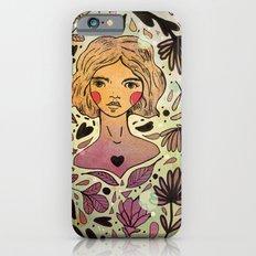 Bird Girl iPhone 6s Slim Case
