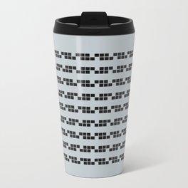 Game Over Metal Travel Mug