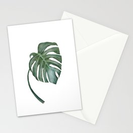 Monstera The One Stationery Cards