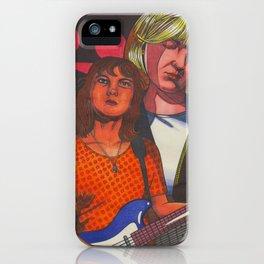 Double Kristin iPhone Case