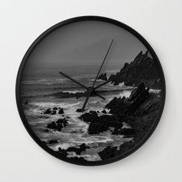 Rocky Coast of Ireland Wall Clock