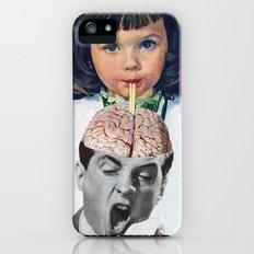 Reptilian Snack iPhone SE Slim Case