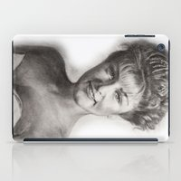laura palmer iPad Cases featuring TWIN PEAKS - LAURA PALMER by William Wong
