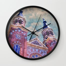 St. Mary's Catholic Church Wall Clock