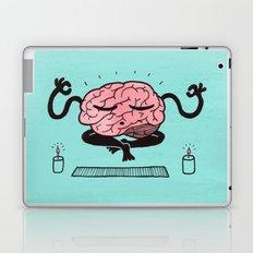 Train Your Brain Laptop & iPad Skin