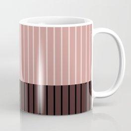 Color Block Lines Abstract XI Coffee Mug
