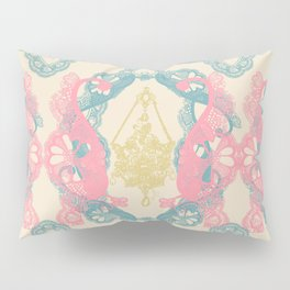 Delicate Jewel Pillow Sham