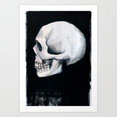 Bones XII Art Print