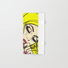 Blondie Hand & Bath Towel