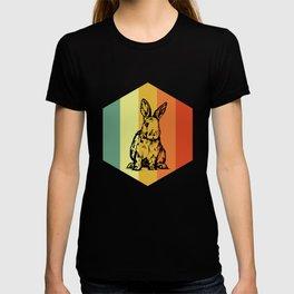 RABBIT Hipster Leporid Shirt T-shirt