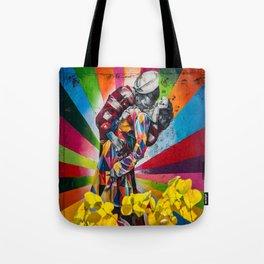 High Line Kiss Tote Bag