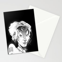 Deconnected Cyberian Stationery Cards