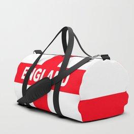 Flag of England Duffle Bag