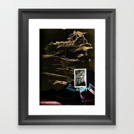 Flux Framed Art Print