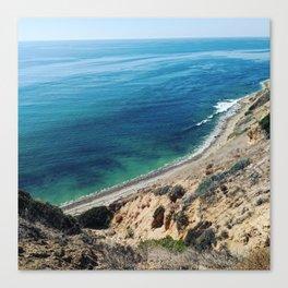 Rancho Palos Verdes hiking Canvas Print