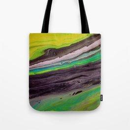 Greenpeace, acrylic on canvas Tote Bag