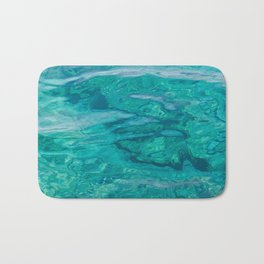 Mediterranean Water Bath Mat