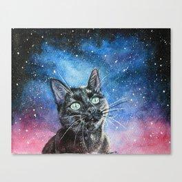 Moon Eyed Canvas Print