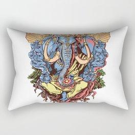 INDIA---GOD Rectangular Pillow