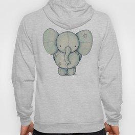 Cute Elephant Hoody