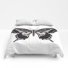 Asian Swallowtail Comforters