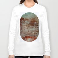 lake Long Sleeve T-shirts featuring lake by abstractgallery