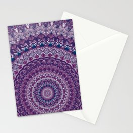 Mandala 555 Stationery Cards