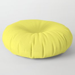 Daffodil (Yellow) Color Floor Pillow