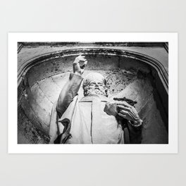 Dubrovnik Architecture II Art Print