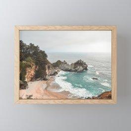 Big Sur Framed Mini Art Print