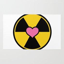 Holtzmann Nuclear Logo Rug