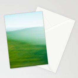 Mountains and Sea Stationery Cards