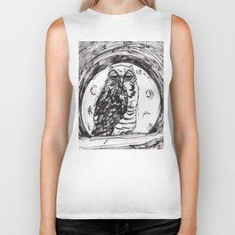 Night Owl v.1 Biker Tank