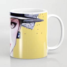 Fashion  Illustration - art Coffee Mug