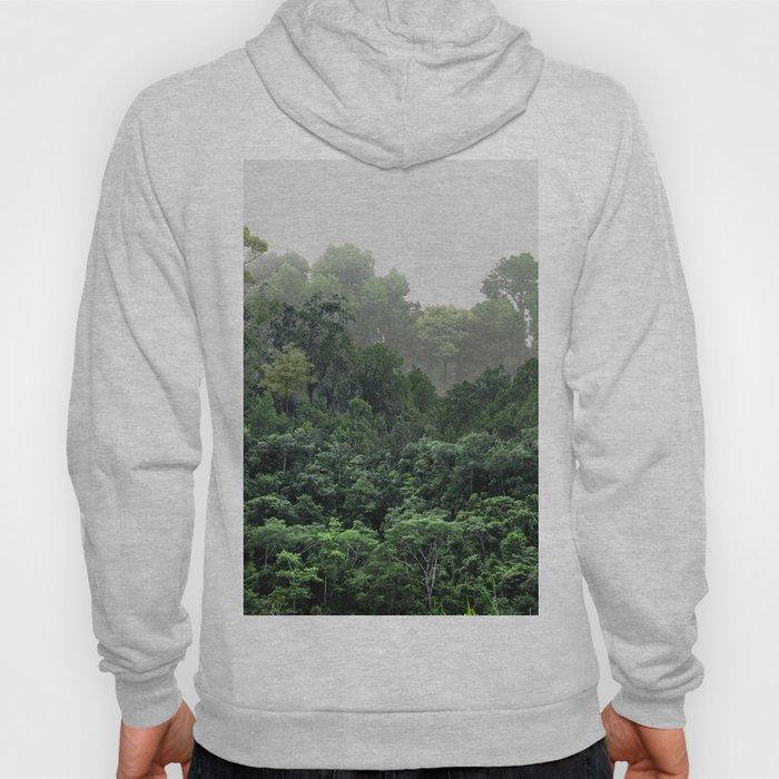 Tropical Foggy Forest Hoody